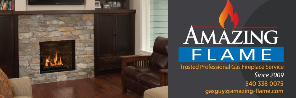 Amazing Flame Gas Fireplace Repair Service FAQ Header