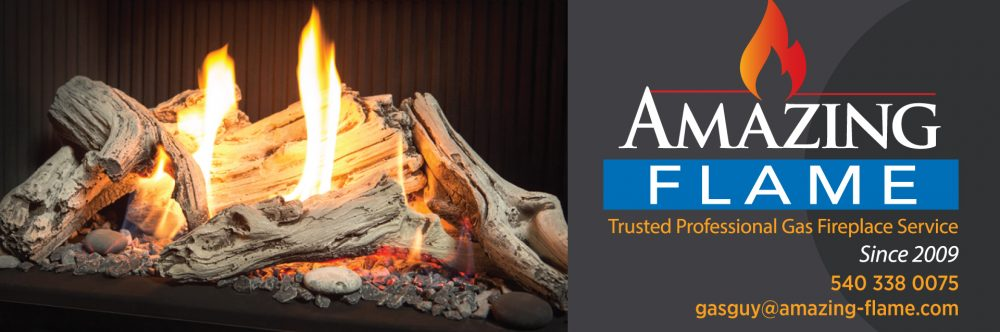 Amazing Flame Gas Fireplace Repair Service Testimonial Header